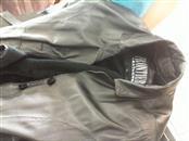FRONTIER LEATHERS Coat/Jacket BLACK LEATHER JACKET
